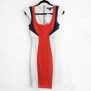 FRENCH CONNECTION Monroe Stretch Dress Size 6.